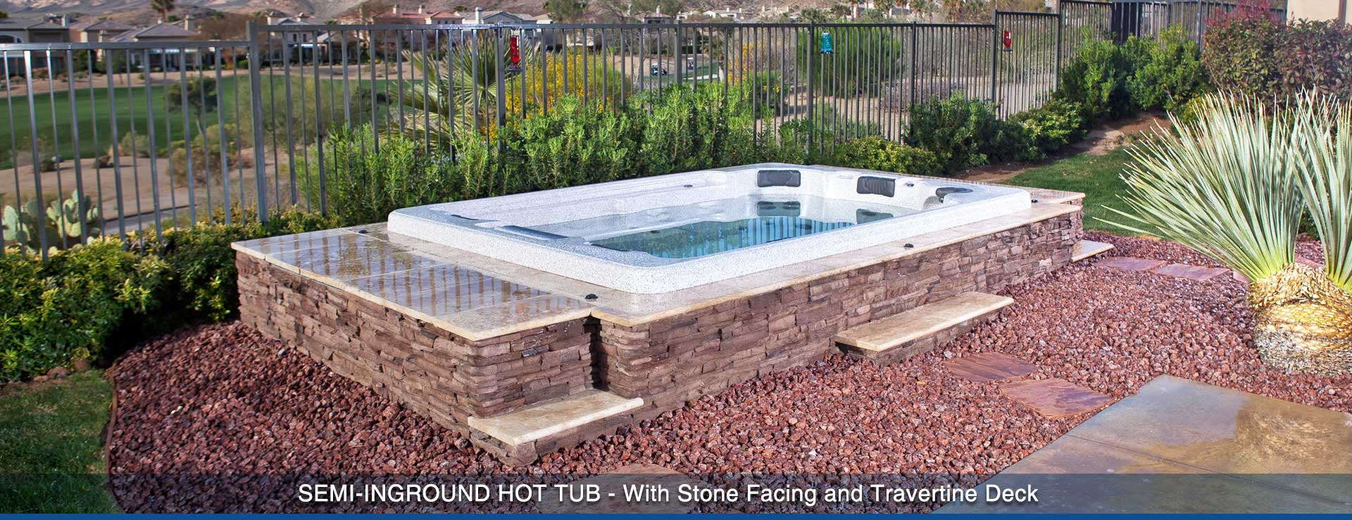 Creative Spa Designs   Premier Inground Spa, Portable Hot Tubs, Spa And  Swim Spa Store In Las Vegas