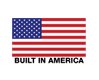 Built in America Logo